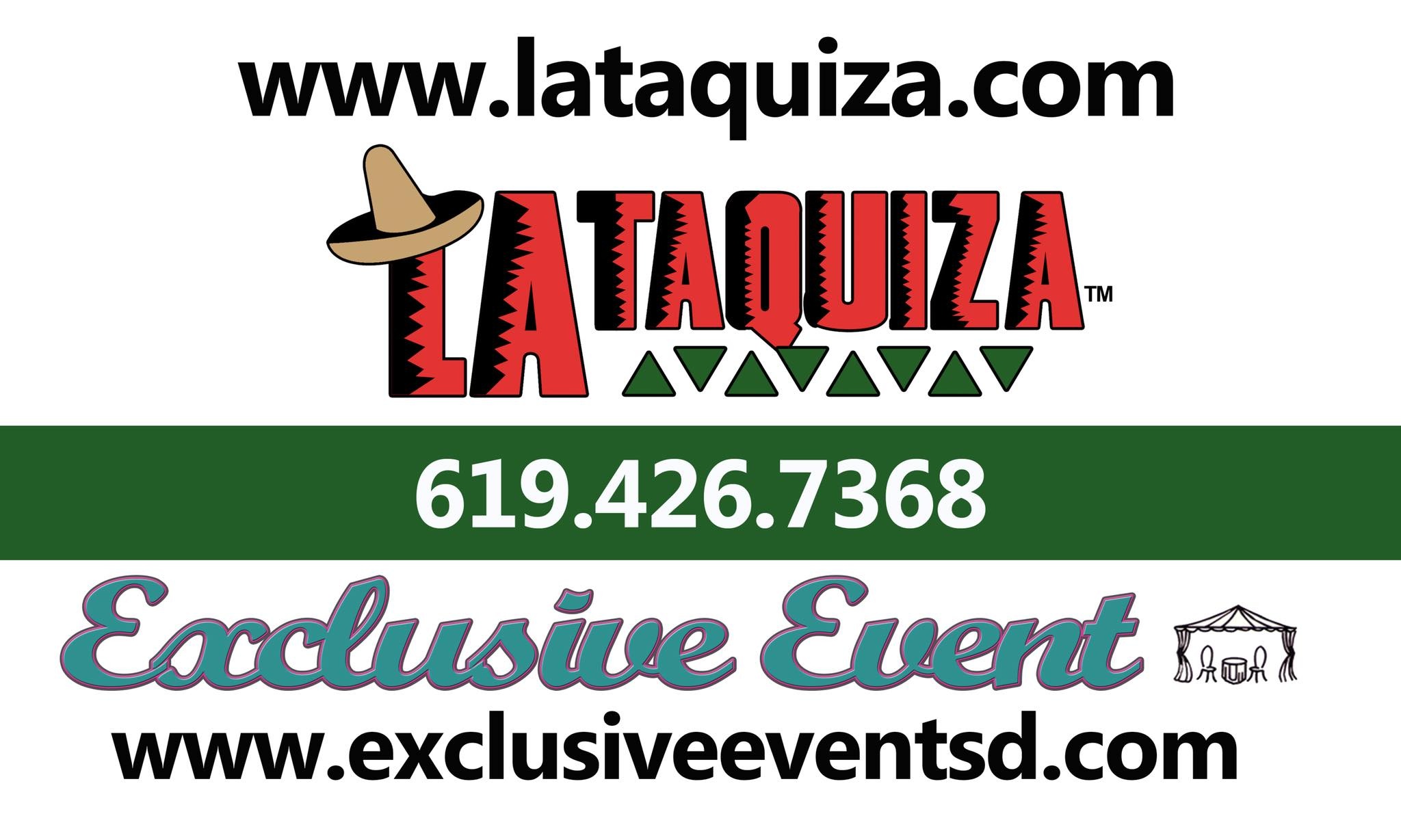 Exclusive Events/La Taquiza